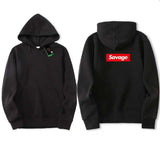 Savages Hoodies sued for men New Spoof Cartoon Fashion Printing Cotton Suprem 1:1 Sweatshirts Men/Women Hoodies Sweatshirts