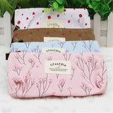 Pencil Pouch Cosmetic Bag