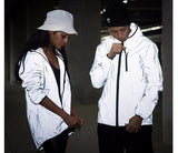 Reflective 3m Windbreaker