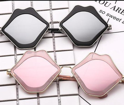 Retro Hexagonal Geometrical Sunglasses