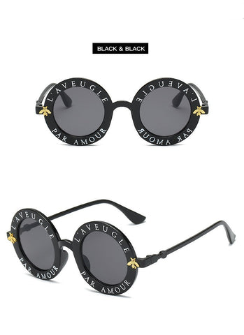 "Women's Designer ""Par Amour"" Sunglasses"