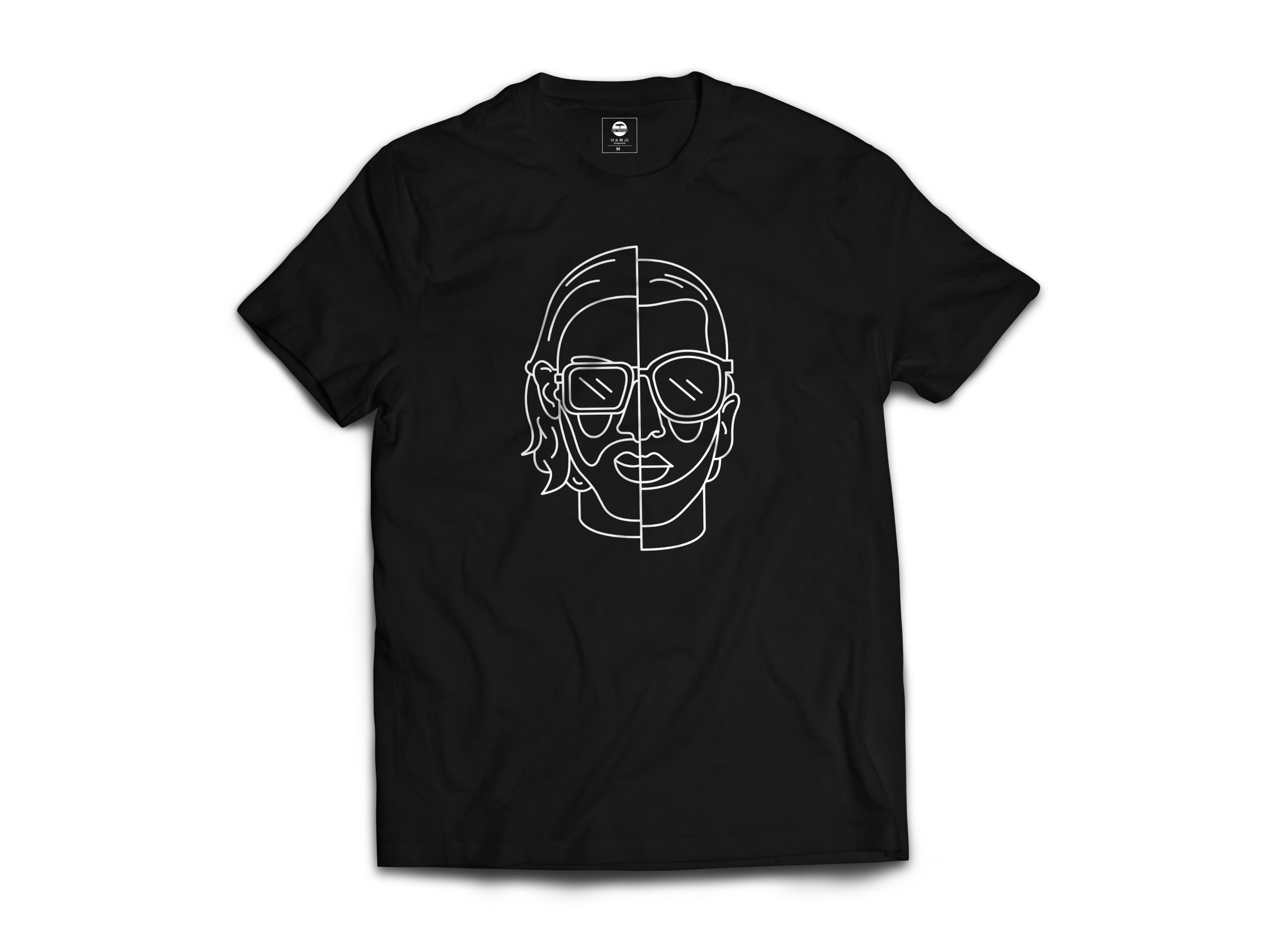 T-SHIRT CHICO NOIR