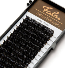 Load image into Gallery viewer, Individual Eyelash Extensions 0.15, D Curl, Single Length Tray