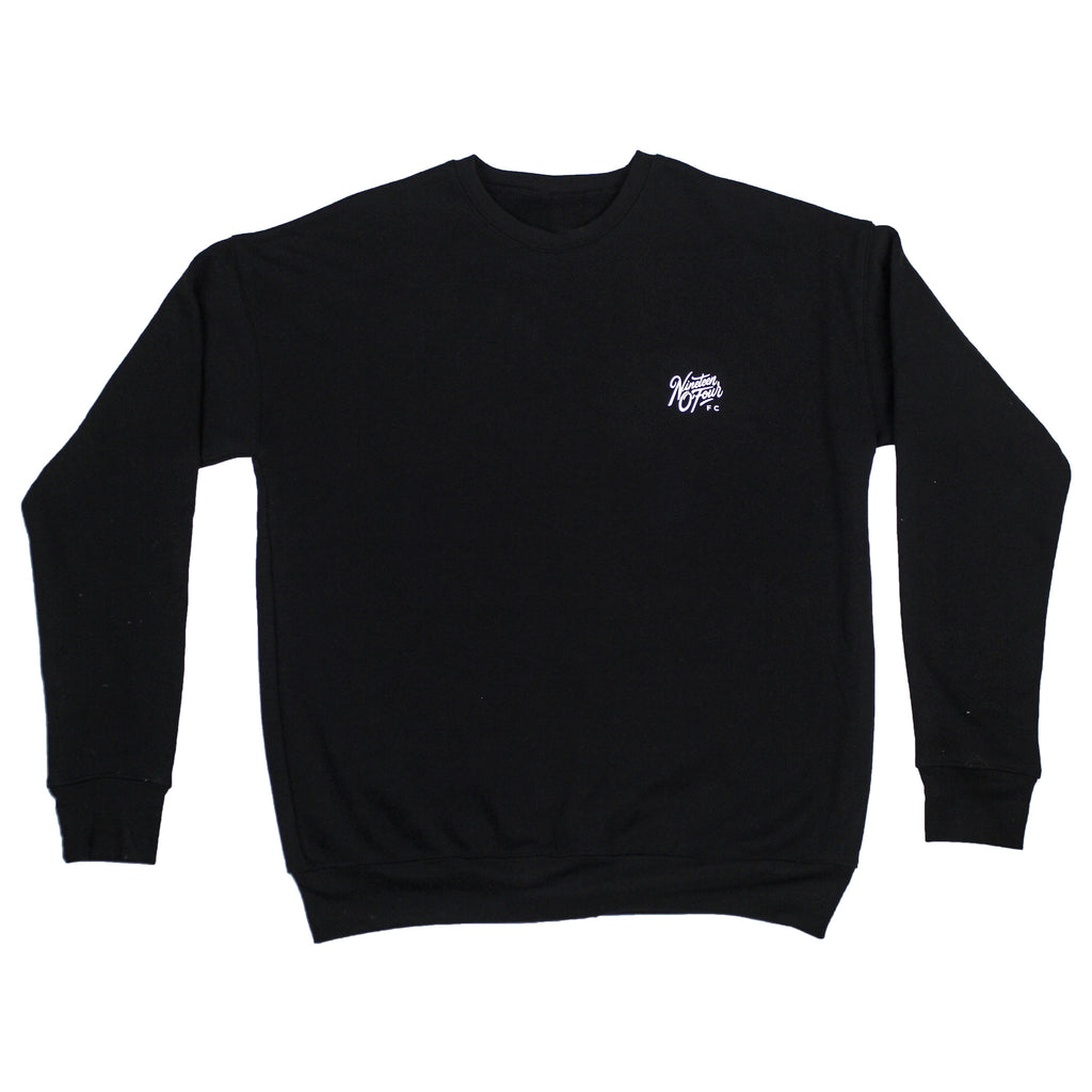 Lifestyle at Heart Crew - Black