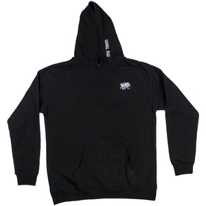 Lifestyle at Heart Hoodie - Black