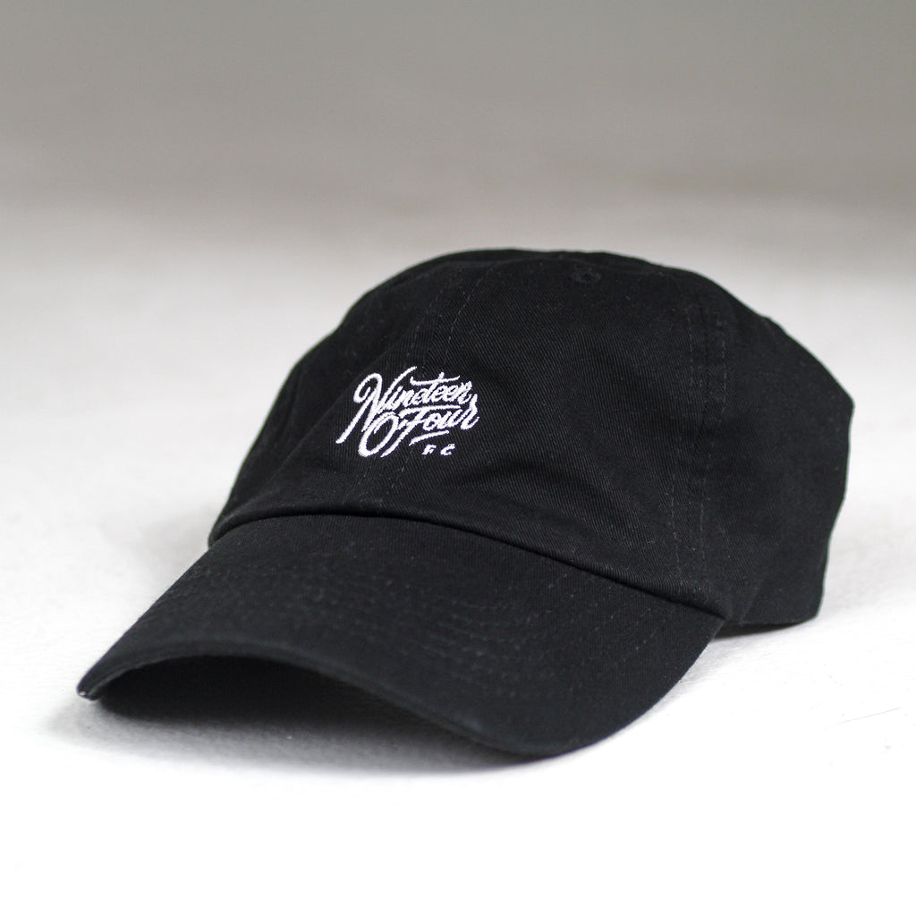 Lifestyle Dad Hat - Black