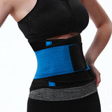 Hot Sell Women's Breathable Adjustable Waist Trainer Gym Sport Waist Corset Girdle Shaper