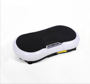 Vibration Exercise Machine Vibrating Plate Vibrator For Weight Loss Mini Power Fit Massage Crazy Body Slimming Fitness Device