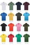 Brand New Men's Polo Shirt Men Cotton Short Sleeve shirt  jerseys men  All Sizes Slim Fit Cotton Very Saints Style