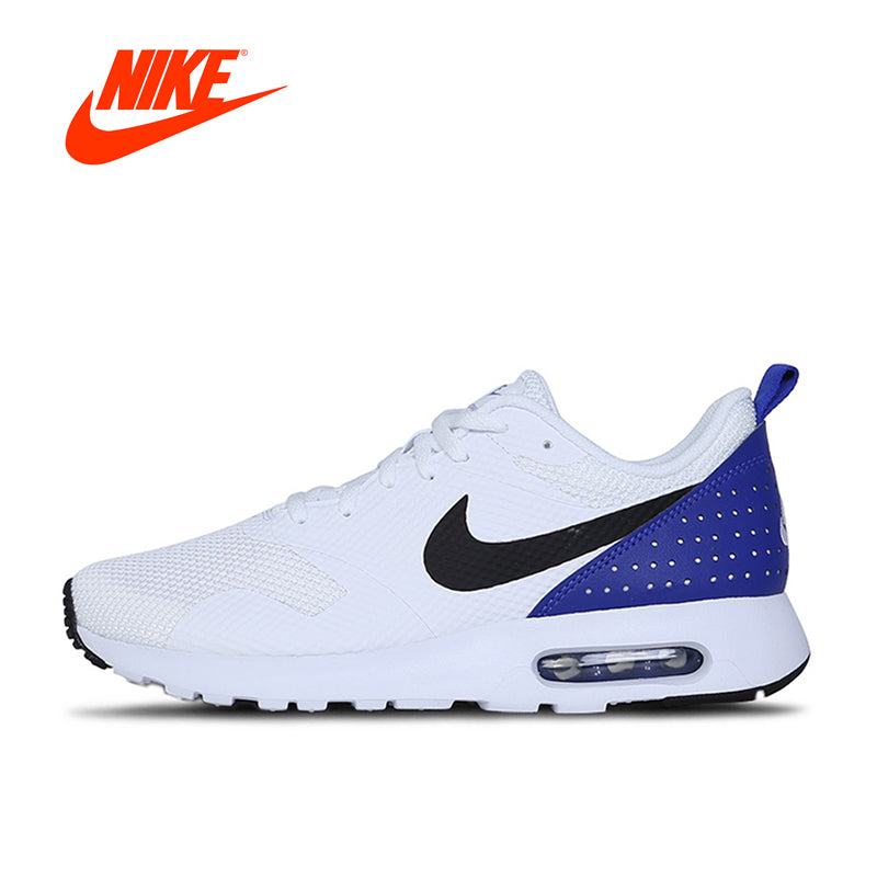 detailed look 1ff09 5e453 Official Nike 2017 New Arrival Original Air Max Tavas Men s Breathable Running  Shoes Sneakers ...
