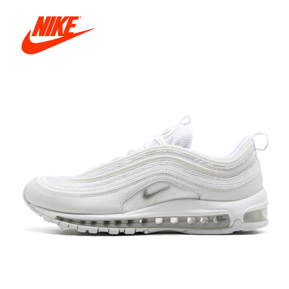 Original New Arrival Official Nike Air Max 97 Men's Breathable Running Shoes Sports Sneakers