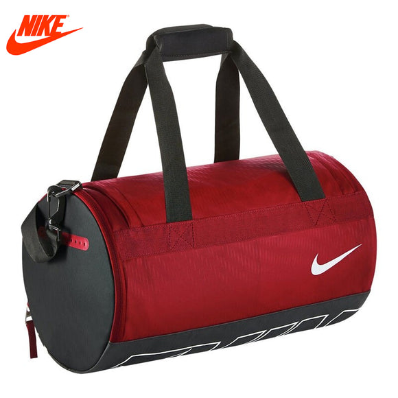 Original NIKE New Arrival Authentic ALPHA ADAPT DRUM DUFFEL Men's Handbags Sports Bags