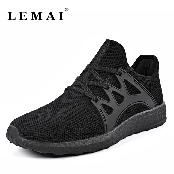 LEMAI Autumn Unisex Men Women Running Shoes For Men Athletic Run Trainers Outdoor Sports Sneakers Shoes