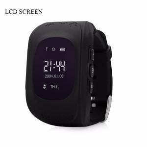 DBPOWER Q50 GPS GSM GPRS SOS Smart Watch Children OLED/LCD Call Location Finder APP Tracker Anti-Lost Smartwatch for IOS/Android
