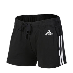 Original New Arrival 2017 Authentic Adidas Performance ESS 3S SHORT Adidas Women Shorts Sportswear