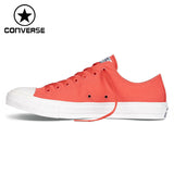 Original New Arrival  Converse Chuck Taylor ll  Unisex Skateboarding Shoes Canvas  Sneakers