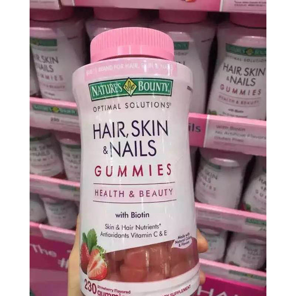 Hair Skin and Nails, Collagen 230 pcs
