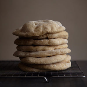 Pitta bread - Thursday 9th July