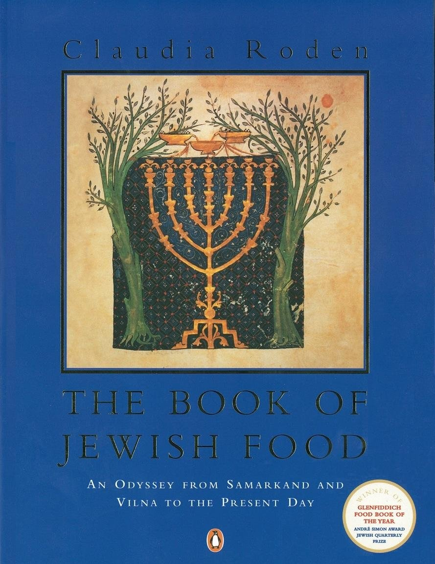 Claudia Roden: The Book of Jewish Food (Signed copy)