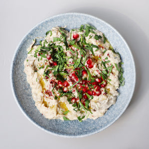 Baba ganoush - Wednesday 14th April