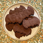 Load image into Gallery viewer, Halloween bat cookies - Friday 23rd October