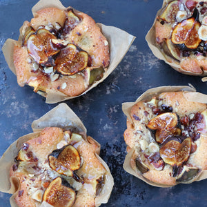 Fig & hazelnut frangipane   - Friday 25th September