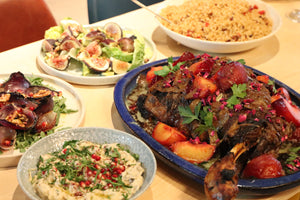 Lamb feast for 6-8 - Friday 25th September