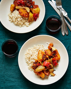 Vegetable tagine meal for 1 - Friday 29th January