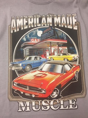 American Made Muscle Tee Shirt
