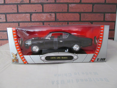 Road Signature 1970 AMC Rebel 1:18 Scale Die Cast