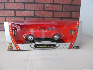 Road Signature 1967 VW Beetle 1/18th Scale Die Cast