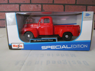 Maisto 1948 Ford F1 Pick up 1:25 Scale Die Cast