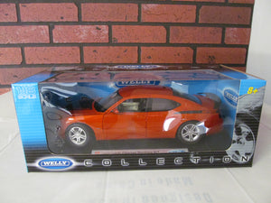 Welly Collection Dodge Charger Daytona R/T 1:18th Scale Die Cast
