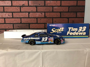 Tim Fedewa #33 Kleenex 1:24th Scale