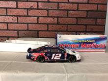 Jeremy Mayfield #12 Mobile 1 1:24 Scale Die Cast