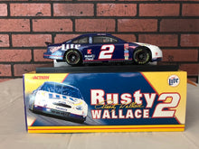 Rusty Wallace #2 Miller Lite 1:24 Scale Die Cast
