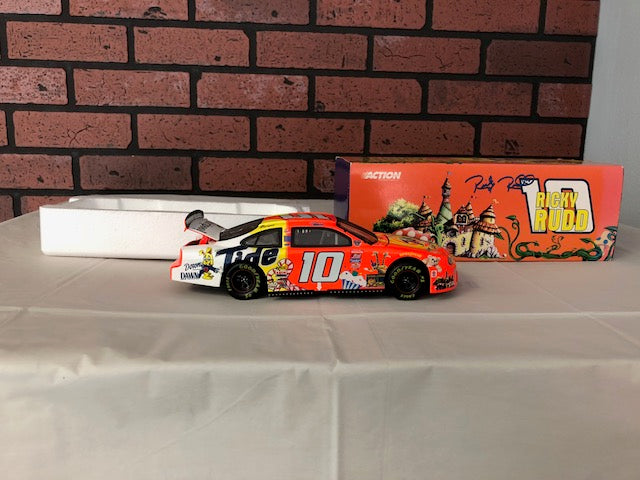 Ricky Rudd #10 Tide/Give the Kids the World 1:24 Scale Die Cast