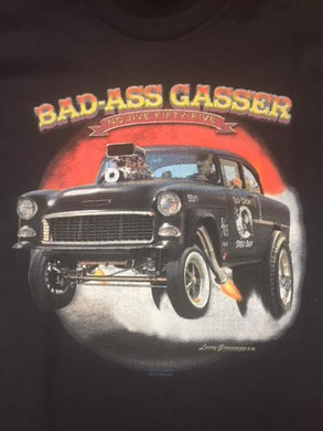 Bad Ass Gasser Tee Shirt