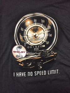 I Have No Limit Shelby Tee Shirt Black