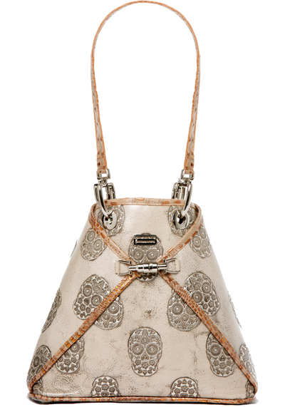 Sophie Signature Two-toned Skulls