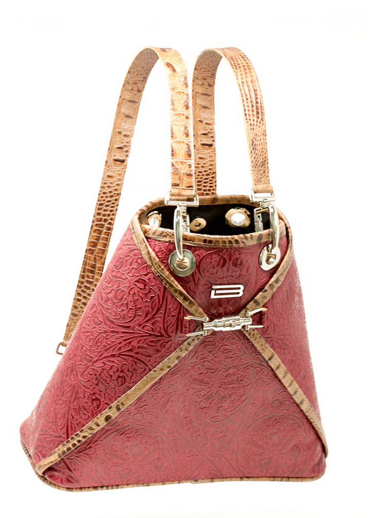 Sophie Classic Scarlet Backpack