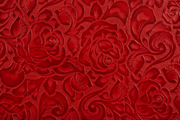 Sophie Classic Scarlet Pattern Close-up