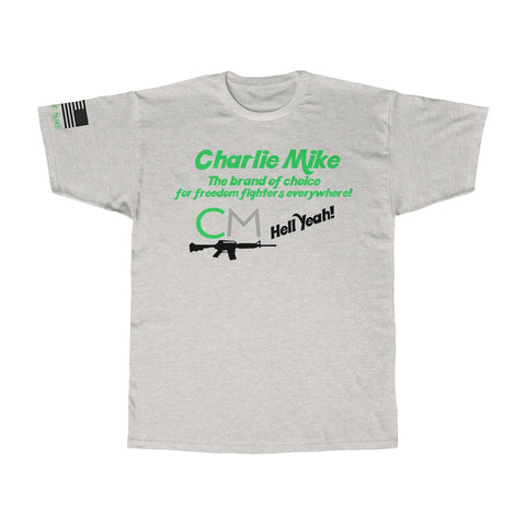 CM Hell Yeah S/S Tee - Charlie Mike Outfitters