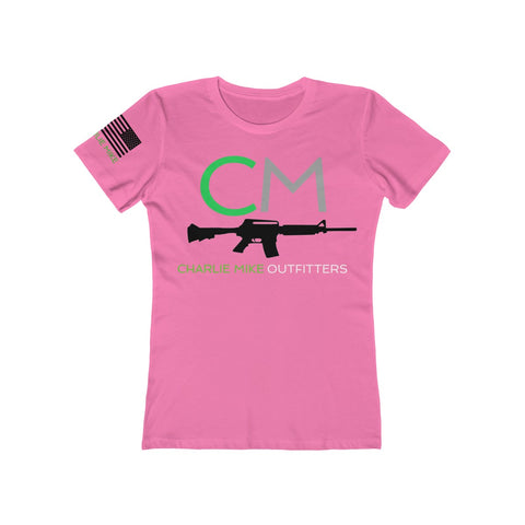 CM Smooth Moves Women's S/S Tee - Charlie Mike Outfitters