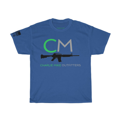 CM Official 2018 Tee - Charlie Mike Outfitters