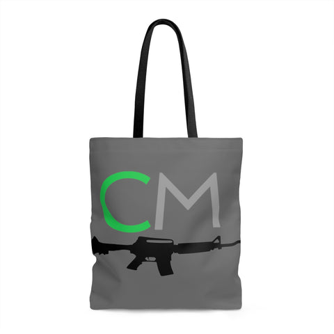 CM Logo Tote - Charlie Mike Outfitters