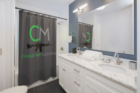 CM Shower Curtains - Charlie Mike Outfitters