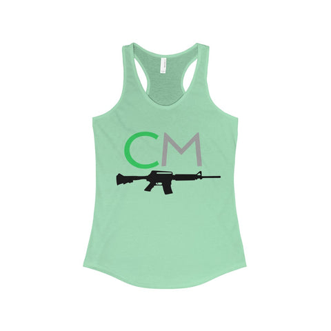 CM Cutie Racerback Tank - Charlie Mike Outfitters