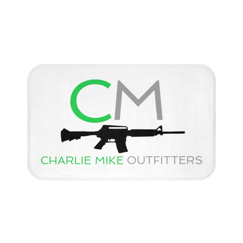 CM Bath Mat - Charlie Mike Outfitters