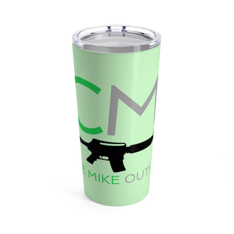 CM Ladies Tumbler Mug 20oz - Charlie Mike Outfitters
